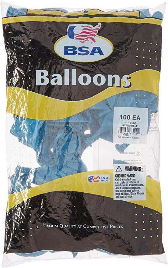 Pioneer Balloon Company 10 Count University of Washington Latex Balloon Multicolor 11