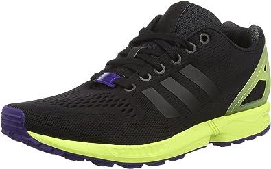 adidas ZX Flux, Baskets Basses Homme, Noir (Core BlackCore