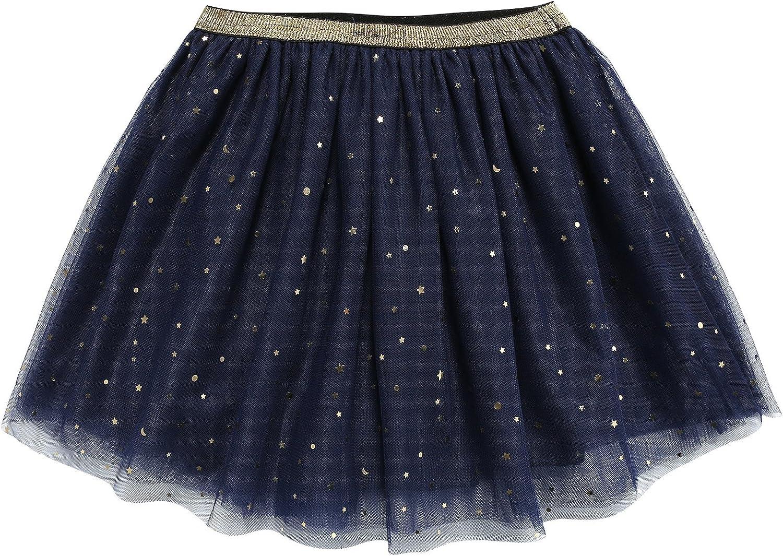 bbhoney Little Girls Layered Tutu Skirt Dance Birthday Ballet Tulle Dress up