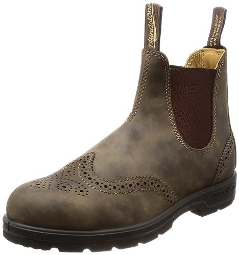 d489a773fc Blundstone Scarpe 1471 Stivali Marrone di Cuoio Uomo: Amazon.it: Scarpe e  borse