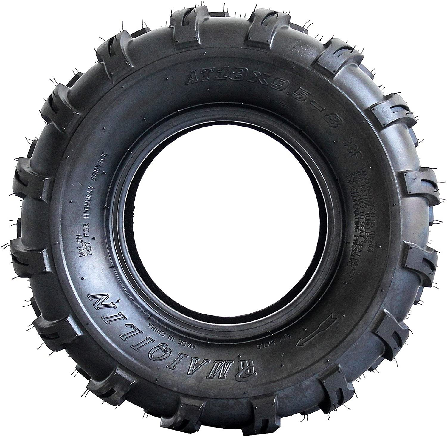 1 pcs 18X9.5-8 Tires 4 PLY ATV Tire for 110cc 125cc Gokart Quad Buggy 4 wheels