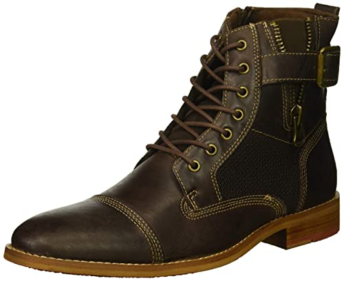 best service hot sale free shipping Steve Madden Men's Reflected Ankle Boot