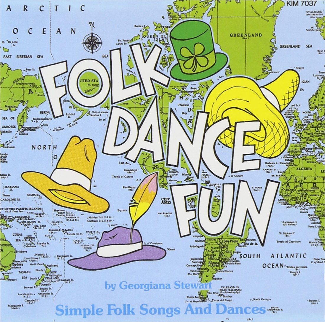 Folk Dance Fun: Simple Folk Songs and Dances