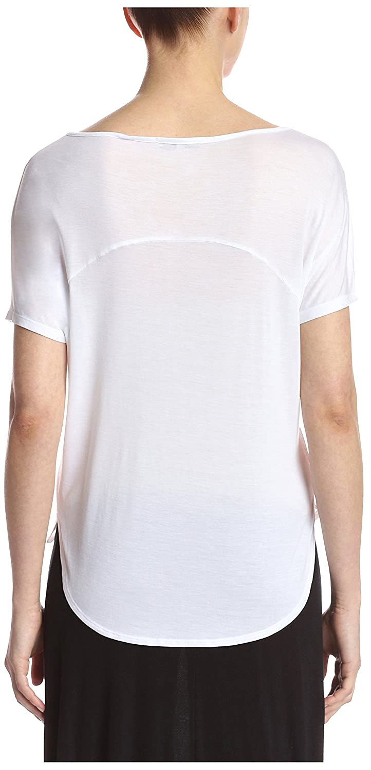Bella Luxx Womens Oval Cut Dolman Top At Amazon Womens Clothing Store