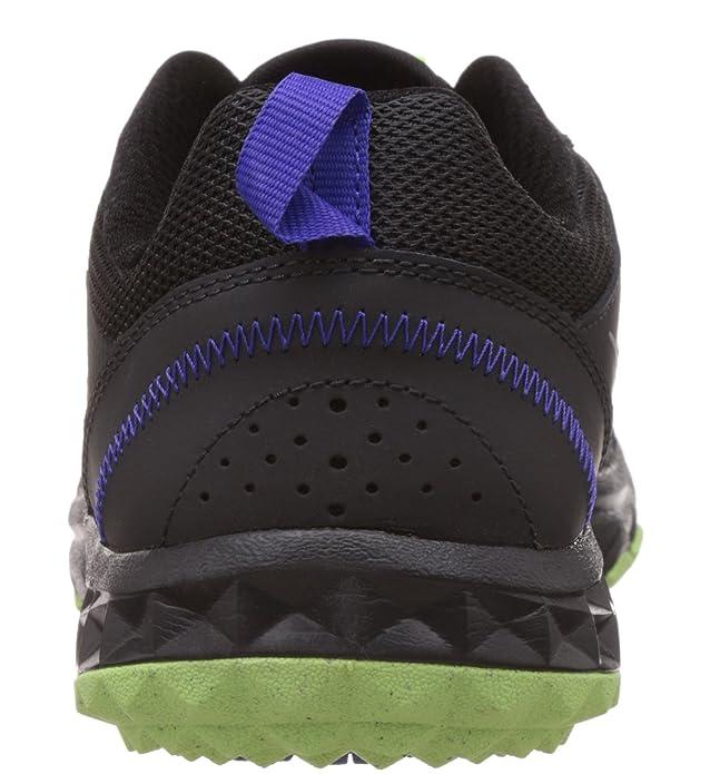 Nike Wild Trail, Scarpe da Corsa Uomo, Grigio (Grau (Anthracit/Reflective Silver/Black/PRSN VL)), 41