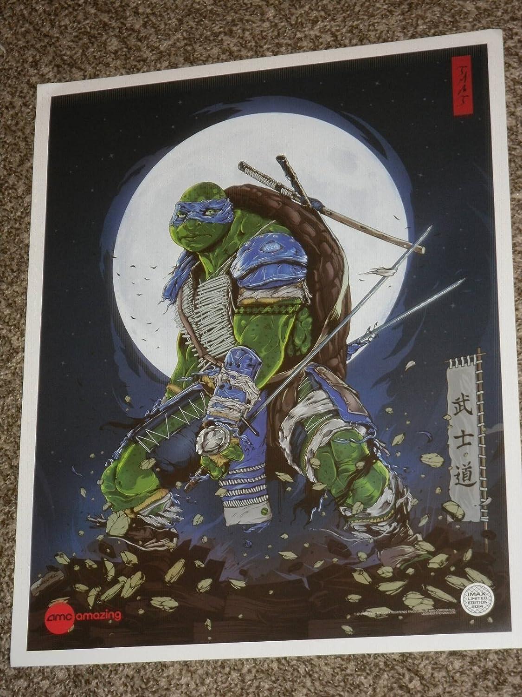 Super Posters Teenage Mutant Ninja Turtles 2014 IMAX 16x20 INCH Promo Movie Poster