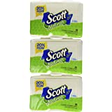 Scott Naturals with Aloe Vera Flushable Moist Wipes, 51ct (Pack of 3)