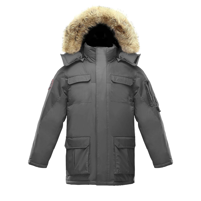 canada goose coat no fur
