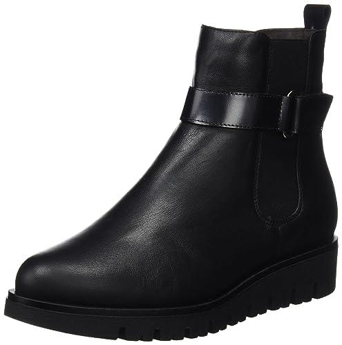 Piesanto 175905, Botines para Mujer, Negro (Black), 38 EU: Amazon.es: Zapatos y complementos