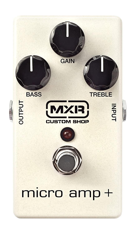 MXR Custom Shop CSP-233 Micro Amp + · Pedal guitarra eléctrica: Amazon.es: Instrumentos musicales