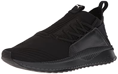 Puma Men s Tsugi Jun Black Sneakers-10 UK India (44.5 EU) ( 1af5dd896
