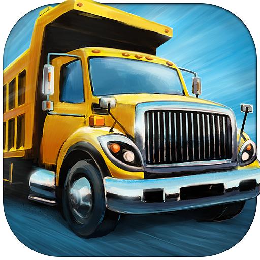 Kids Vehicles: City Trucks & Buses + puzzle & coloring -
