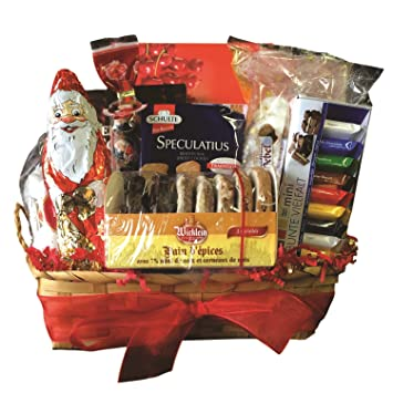 Image Unavailable  sc 1 st  Amazon.com & Amazon.com : Holiday German Gift Assortment : Gourmet Chocolate ...