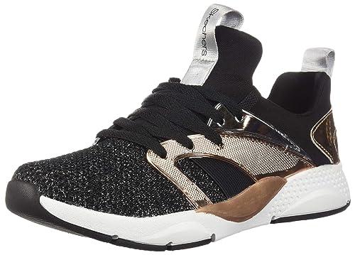 a93b2bf5017 Skechers Girls Sparkle MESH Fashion Sneaker Sneakers  Amazon.ca ...