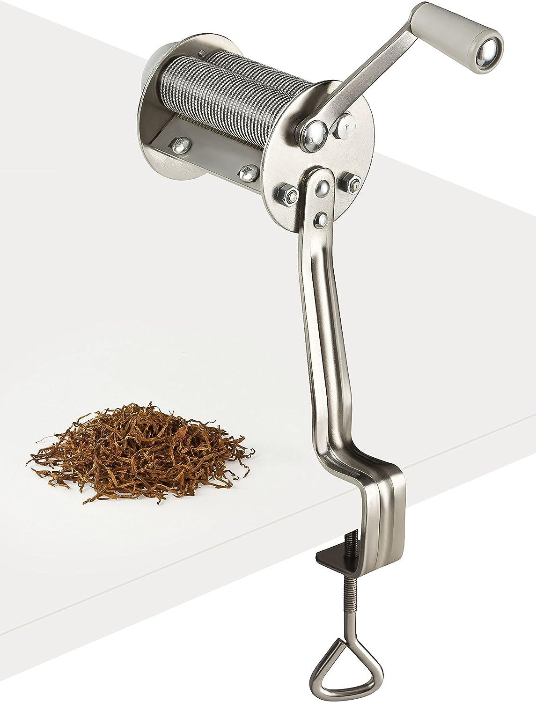 StartUp Cortador de tabaco, 0,8mm, Máquina de corte de hojas de tabaco EUROTABAK_DE