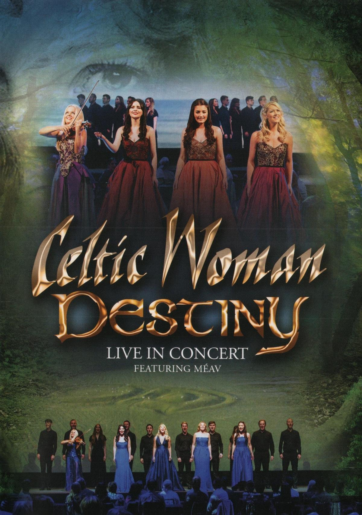 DVD : Celtic Woman - Destiny