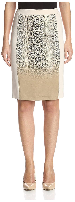Basler Women's Printed Skirt