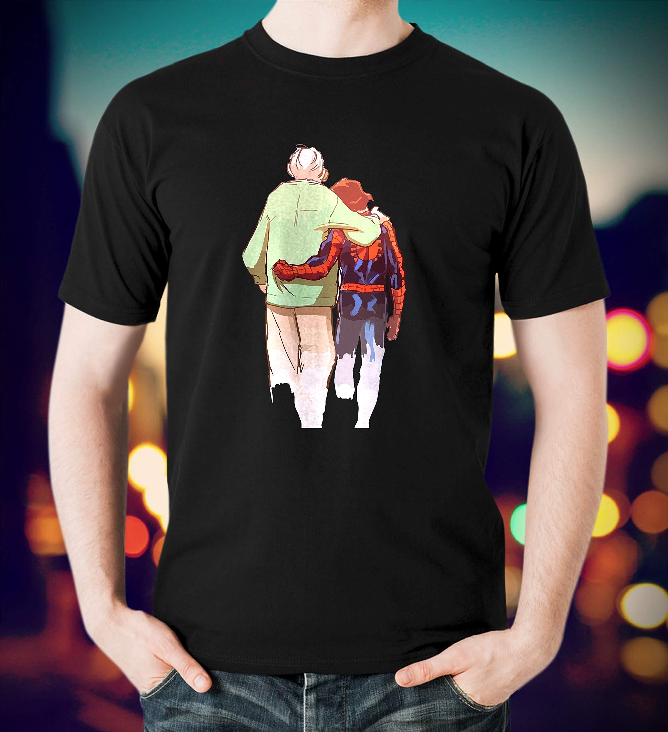 Good Bye Super Hero Stan Lee Custom T Shirt Sweetshirt 6864