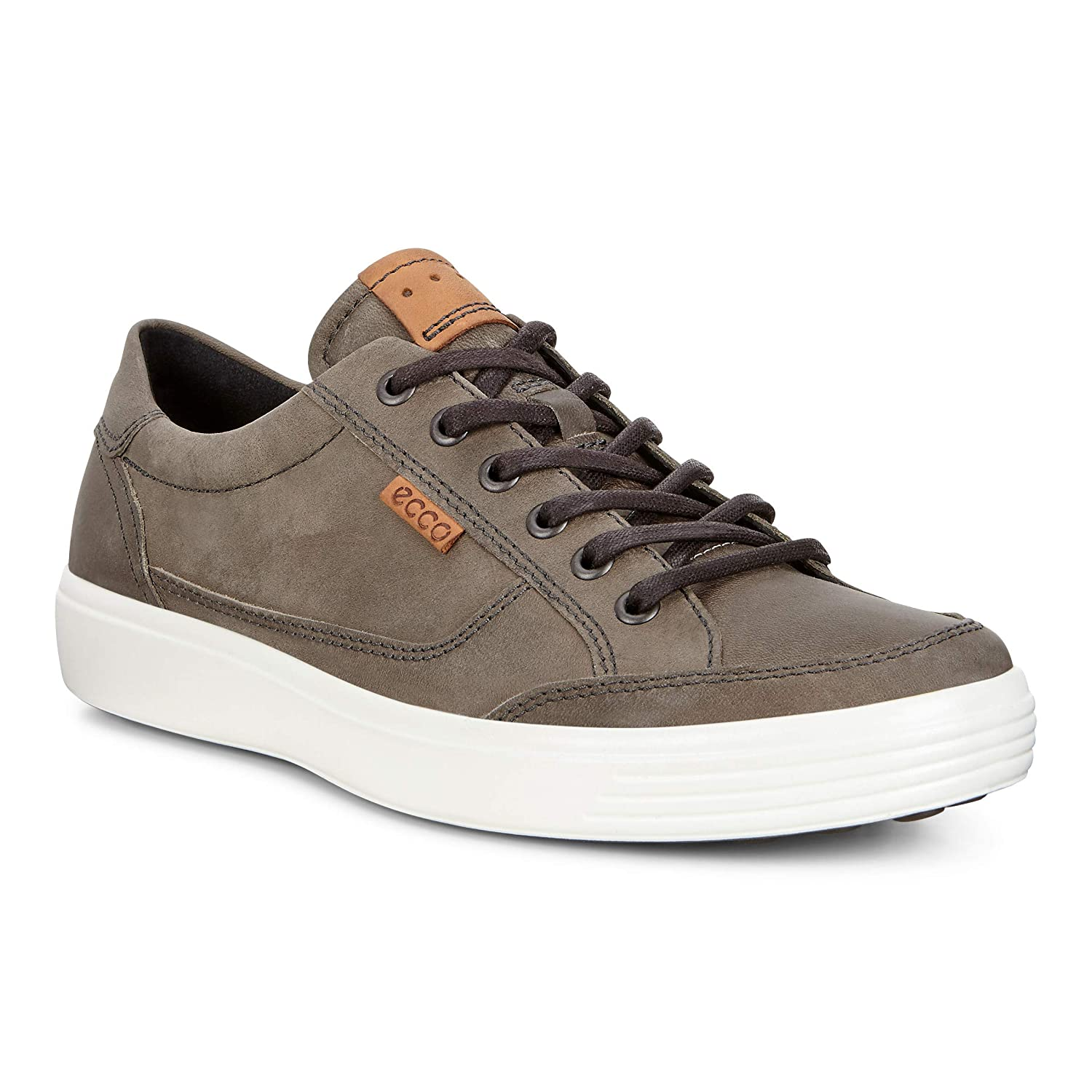 ECCO Mens Soft 7 Lace Low Fashion Sneakers