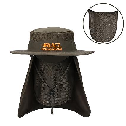 e92fd0e3899 Amazon.com   RUNCL Sun Hat