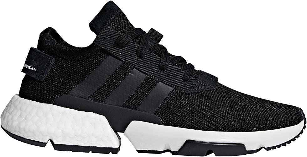 adidas POD S3.1 Schwarz, Grau Gymnastikschuhe. Sneaker