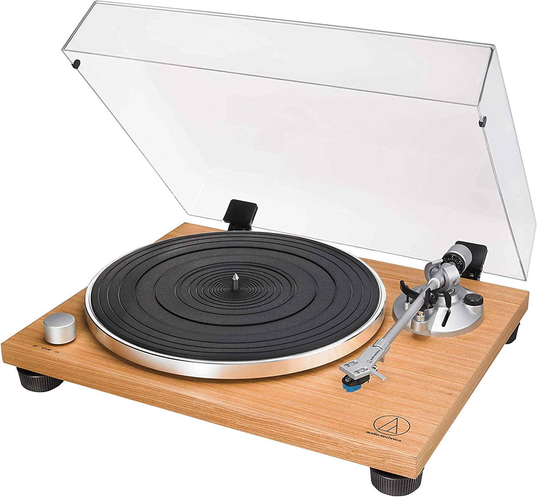 Amazon.com: Audio-Technica at-LPW30TK - Tocadiscos manual ...