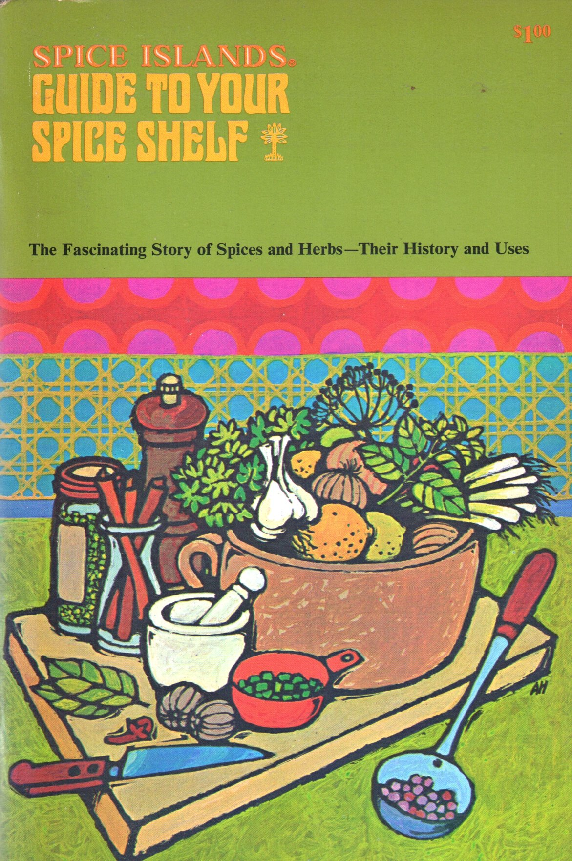 Spice Islands guide to your spice shelf: The fascinating