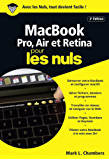 MacBook pour les Nuls poche, 2e édition