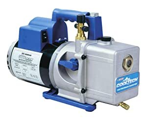 Robinair (15601) CoolTech Vacuum Pump - 2-Stage, 142 liters/minute