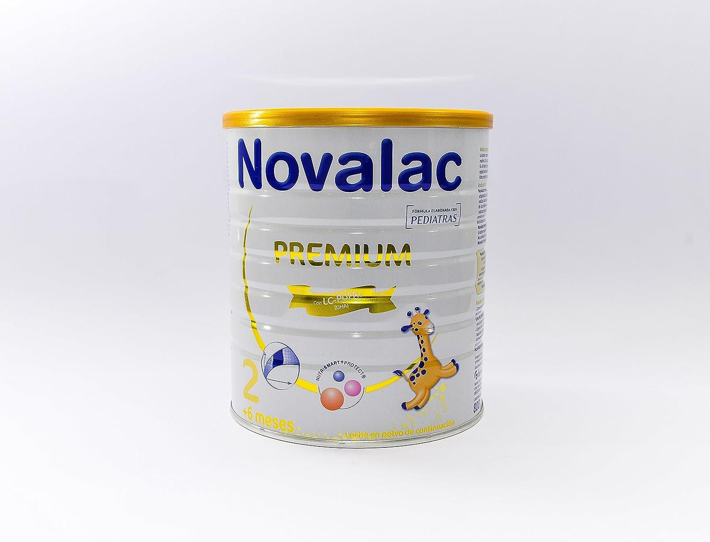 Lait Novalac 2 Premium 800 gr 6m+ FERRER INTNAL. NOVALAC 283