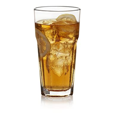 Libbey Gibraltar Iced Tea Glasses, Set of 12