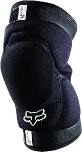 Fox Protectores para piernas Launch Pro Knee Guard Negro para Hombre