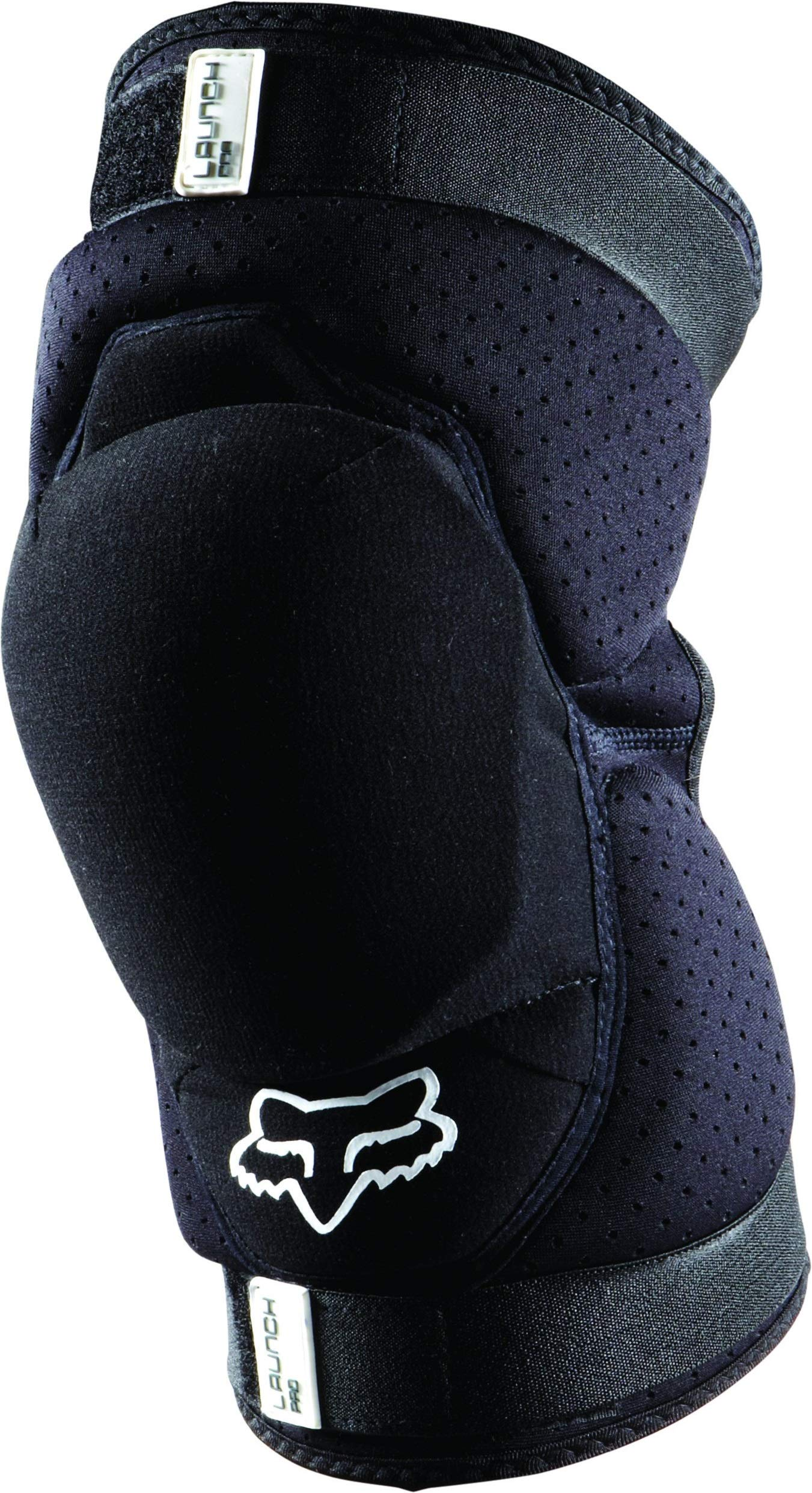 Fox Racing Launch Pro MTB Knee Guard (Black, Large/X-Large)