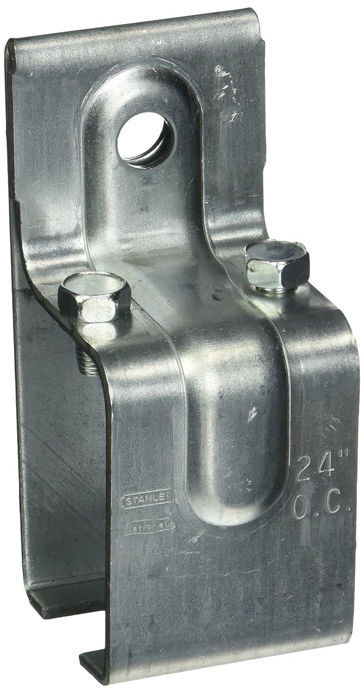 Stanley 104380 Single Box Rail Splice Bracket, Steel, Galvanized