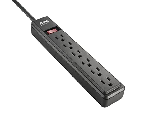Review APC 6-Outlet Power Strip