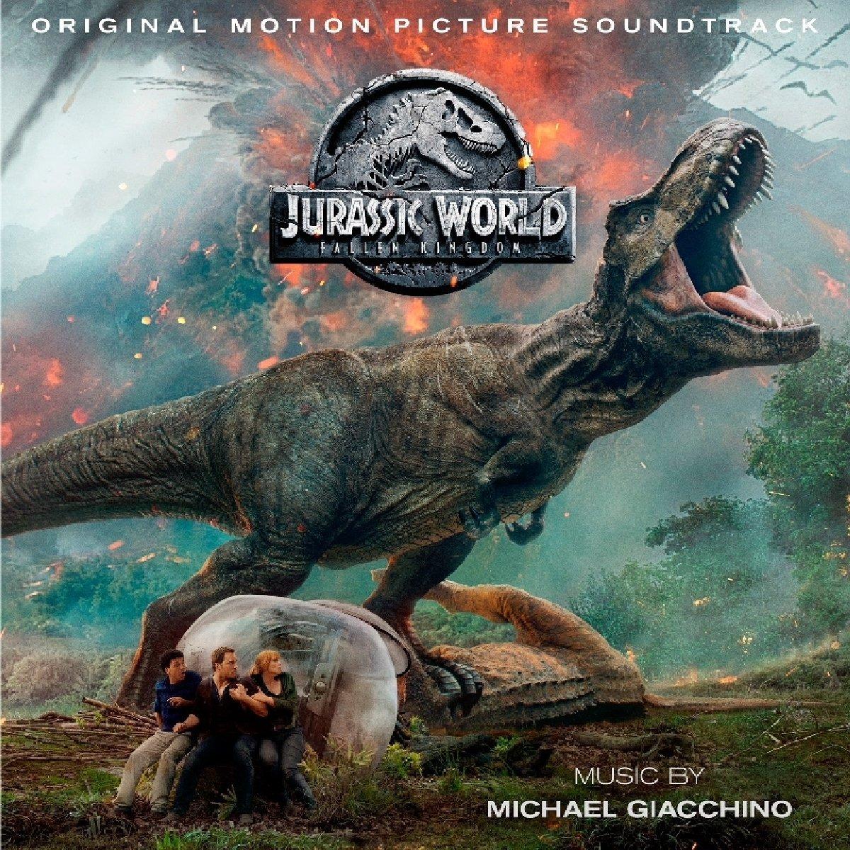Jurassic World: Fallen Kingdom (Original Soundtrack)