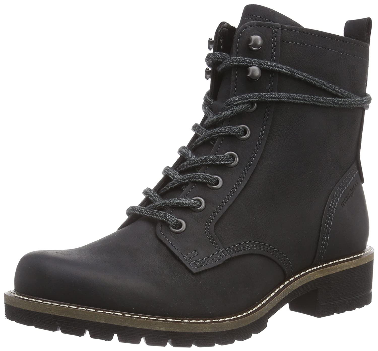 100% top quality many fashionable luxury ECCO Elaine, Women's Combat Boots