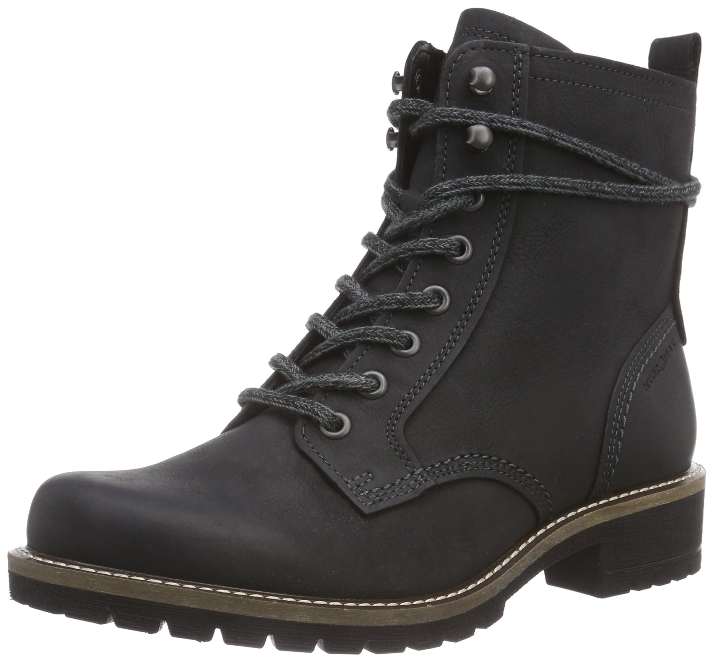 Ecco Footwear Womens Elaine Boot, Black, 37 EU/6-6.5 M US