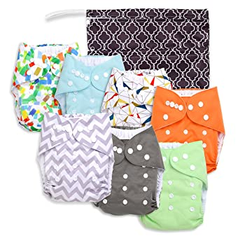 Nora's Nursery Pocket Diapers