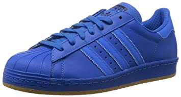 adidas originals superstar uomo blu