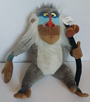 "Disneys The Lion King Rafiki 15"" Plush ..."