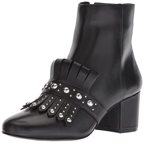 4f71d02aee2be Nine West Women's Qamile Leather Ankle Boot