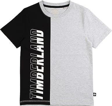 Timberland Camiseta para Niños: Amazon.es: Ropa y accesorios