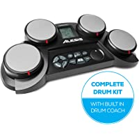 Alesis 16/COMPACT4 CompactKit 4 4-Pad Portable Tabletop Drum Kit