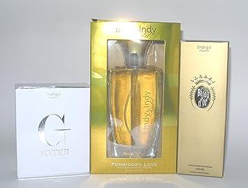 De X Homme 2 Hesani Économie 1 Pack D'eau FemmeParfum 6 ° N zSpUVM
