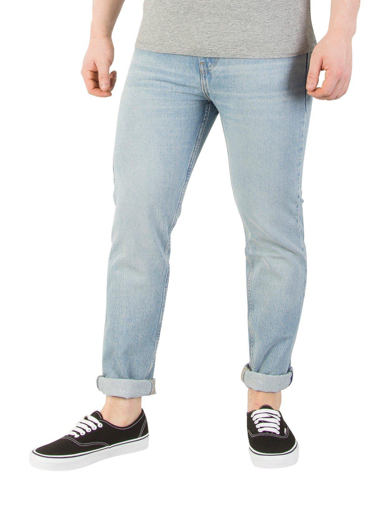 Levi's Men's 510 Skinny Fit Jeans, Blue, 30W x 32L