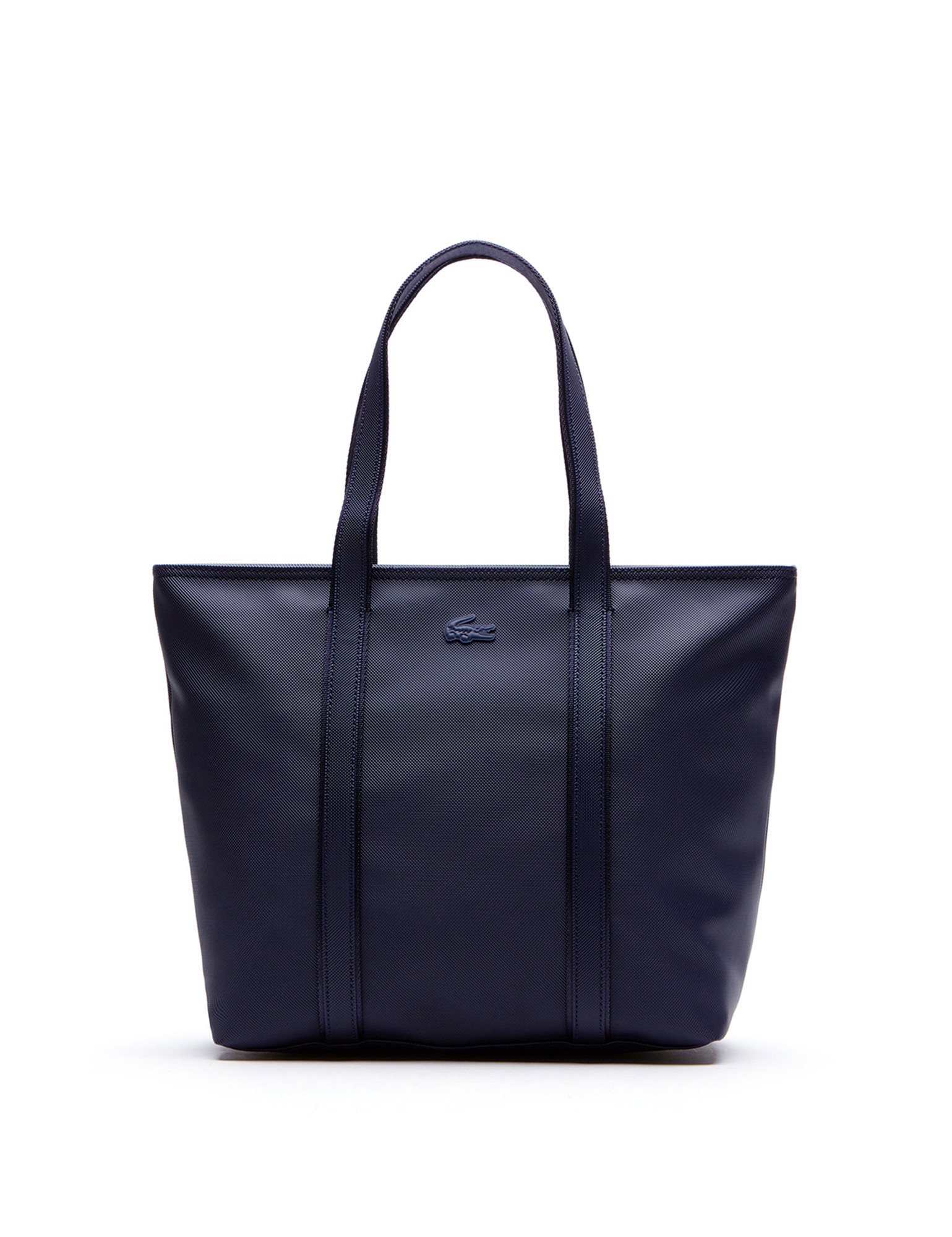 Peacoat Navy Medium Shopping Bag by Lacoste
