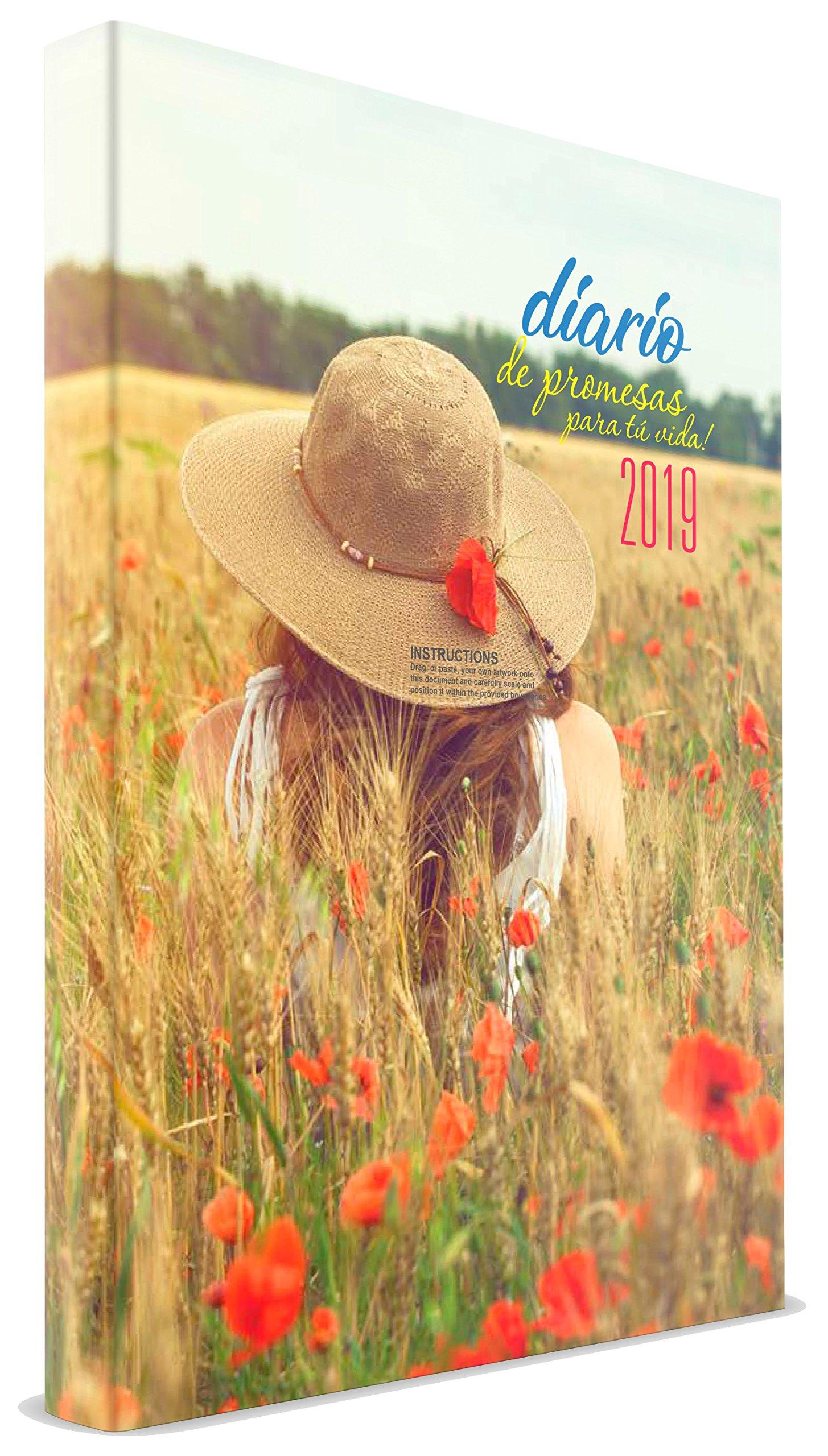 Agenda 2019 Diario de promesas - Campo (Spanish Edition ...