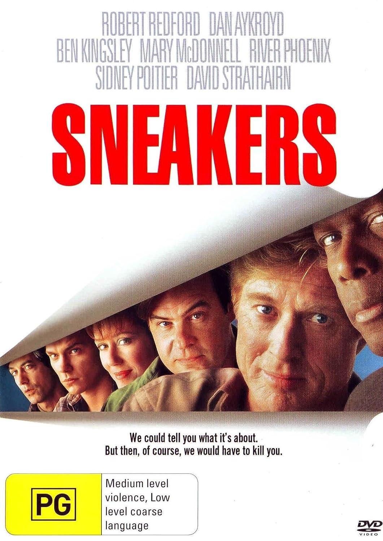 Sneakers   NON-USA Format   PAL   Region 4 Import - Australia