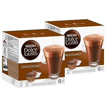 Amazon.com: Nescafé Dolce Gusto Chococino, Paquete de 2, 2 X ...